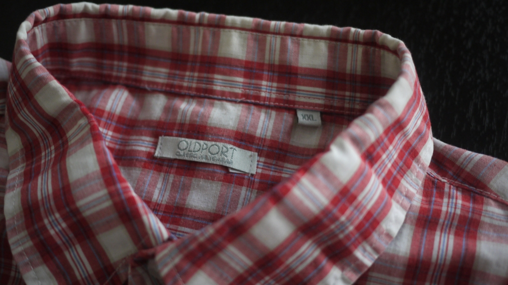 customizar camisa XL en falda