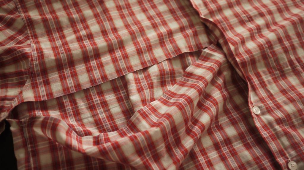 customizar camisaXXL en falda