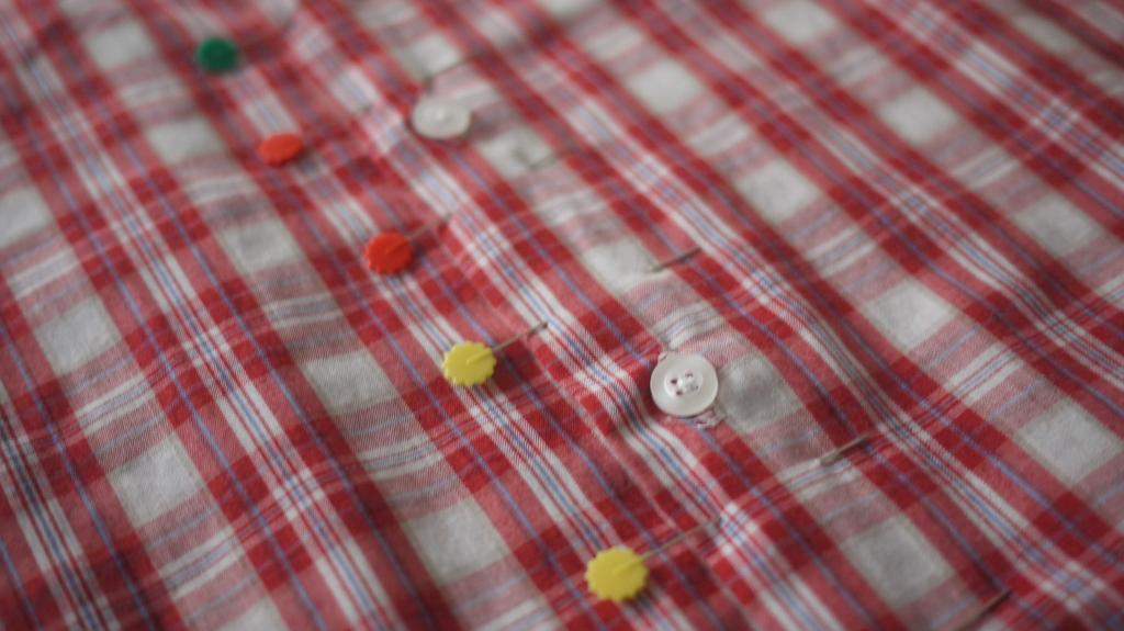customizar camisa XXL en falda