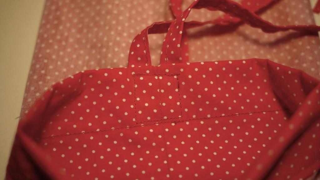Bolsa para guardar bolsas plástico